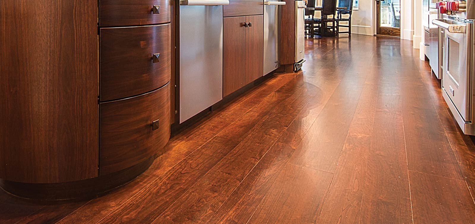 Maintaining Great Looking Hardwood Floors